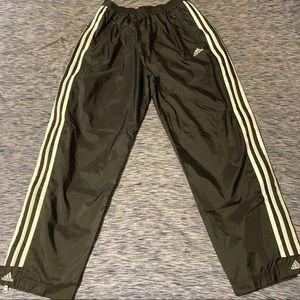 Adidas Men's Black Athletic Sweatpants